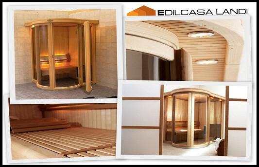 Sauna finlandese TYLO – Round Vision