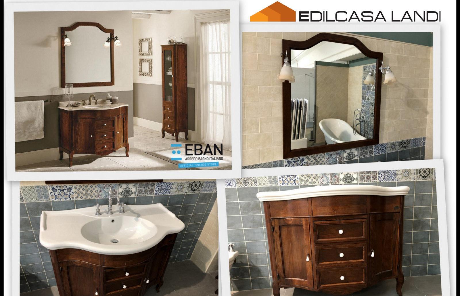 Mobile bagno classico Rebecca – EBAN