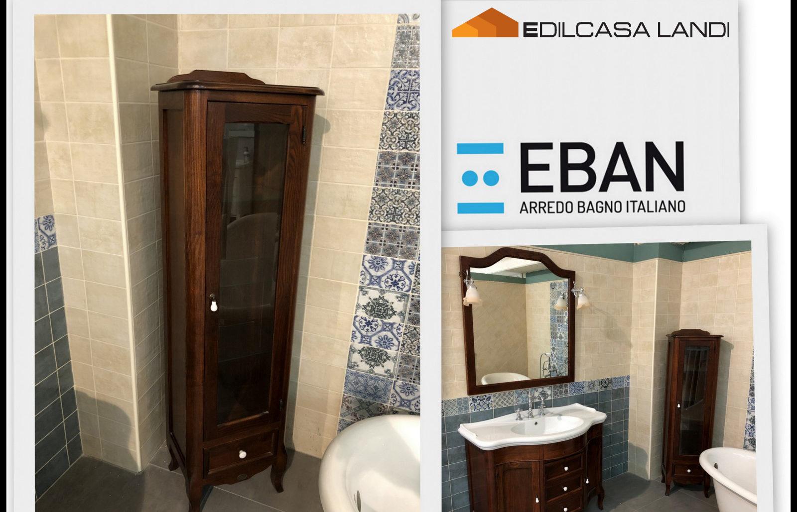 Mobile vetrina da bagno Rebecca – EBAN