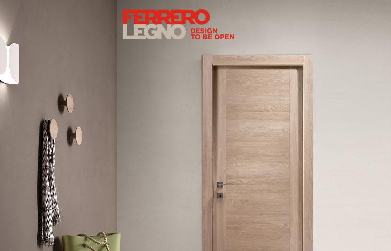 Porta Replica Area – FERRERO LEGNO