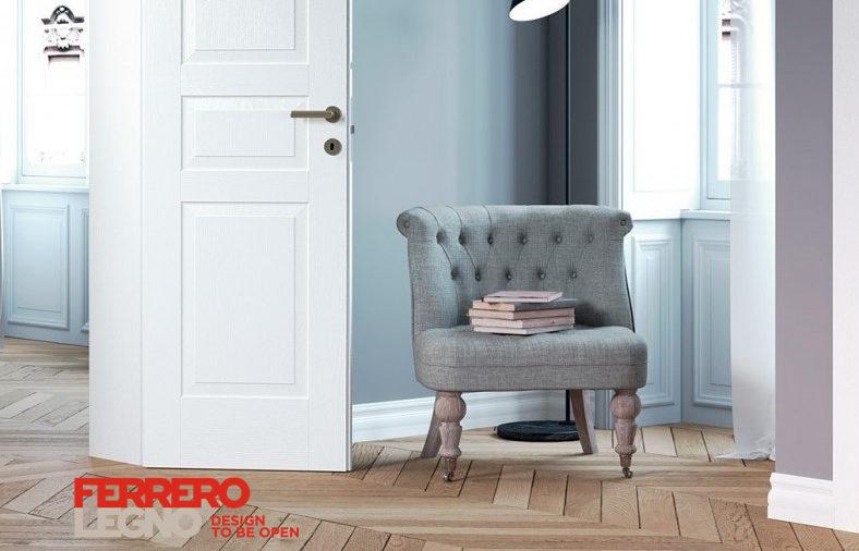 Porta Suite 22/27 – FERRERO LEGNO