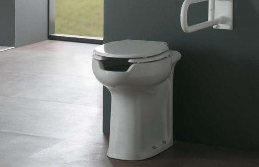 WC per disabili e terza età Ausilia – CERAMICA GLOBO